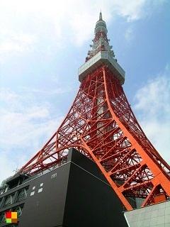 東京タワー (最終日撮影)