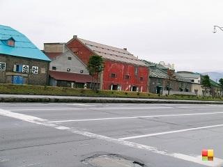小樽運河倉庫群