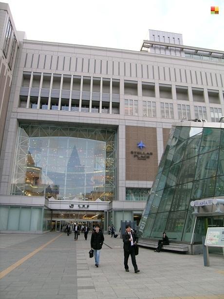 札幌駅(JRタワー)