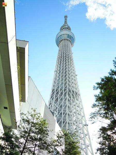 東京スカイツリー全景