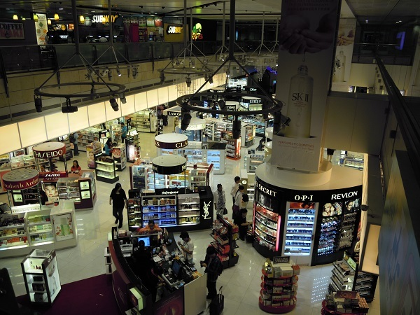 シンガポール・チャンギ国際空港ターミナル2