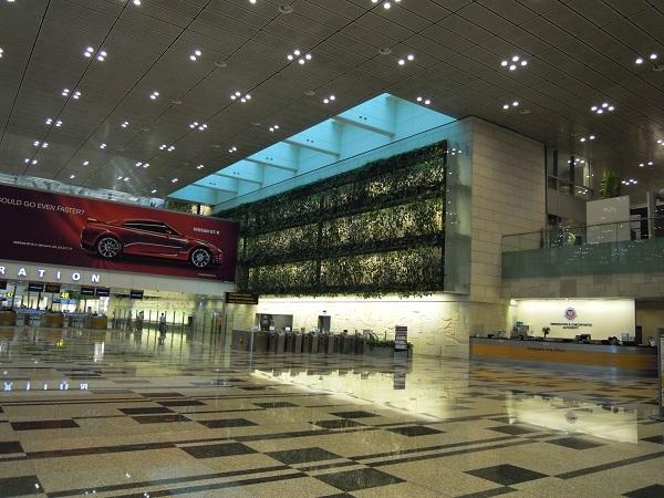シンガポール・チャンギ国際空港ターミナル3