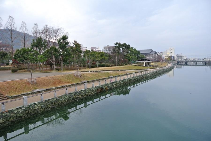 徳島城公園