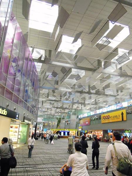 シンガポール,チャンギ国際空港 ターミナル3